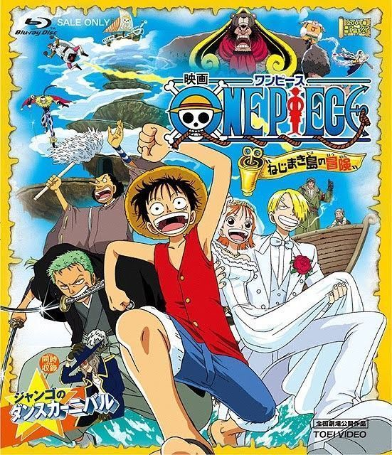 One Piece Film 02 : Clockwork Island Adventure